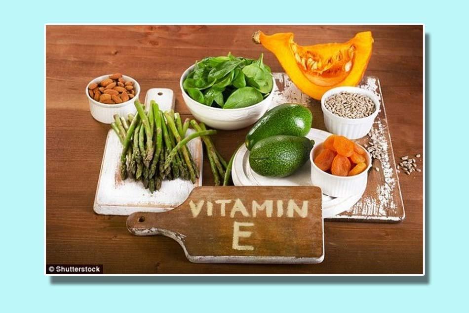 Ăn các loại thực phẩm giàu Vitamin E