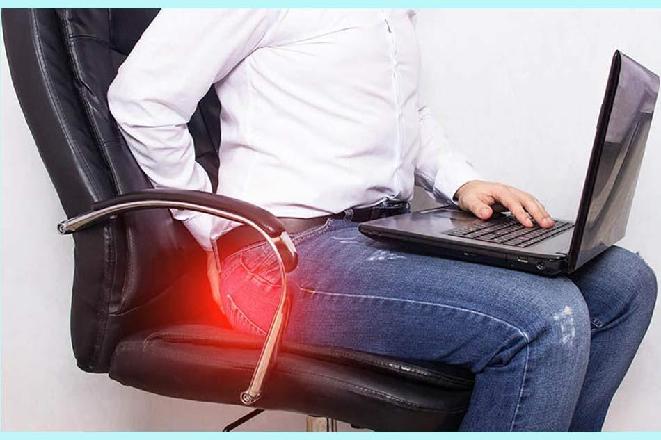 Các biện pháp phòng ngừa đau hậu môn khi ngồi.
