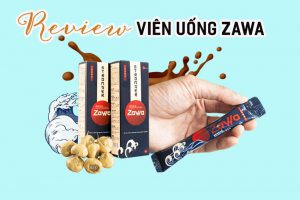 Review viên uống Zawa