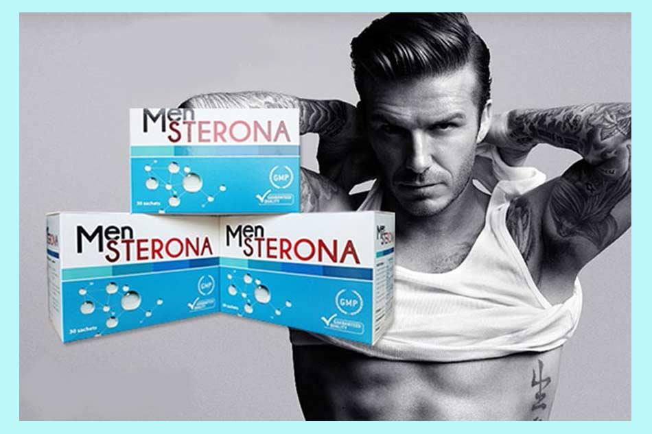 Review sản phẩm Mensterona
